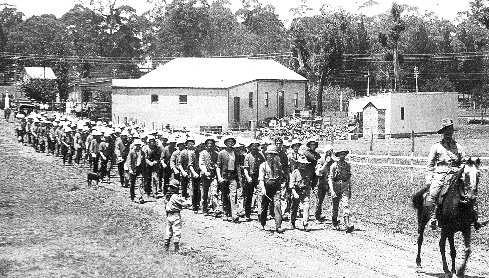 Kangaroo March