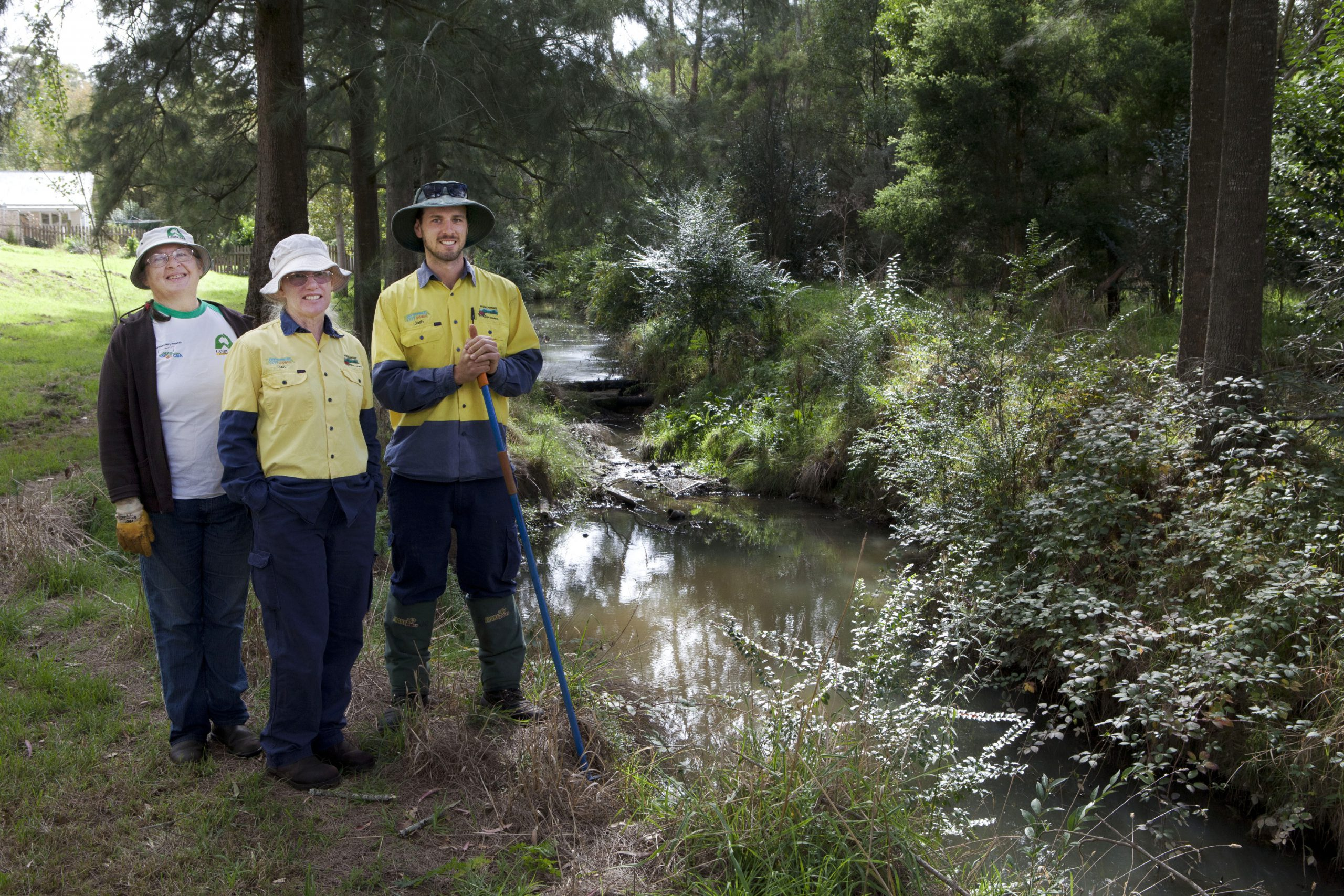 Mittagong Creek Bushcare
