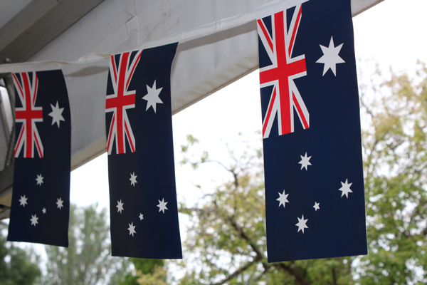 Australia Day in Berrima