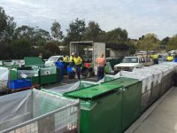 Chemical CleanOut at Moss Vale Depot