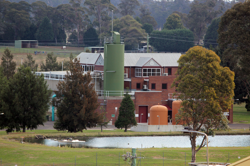 Wingecarribee Water Treatment Plant