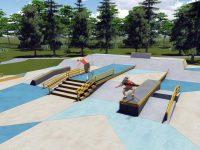 Bundanoon Skate Park concept design