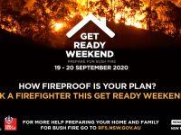 RFS Get Ready Weekend banner