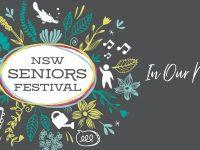 NSW Seniors Festival branding