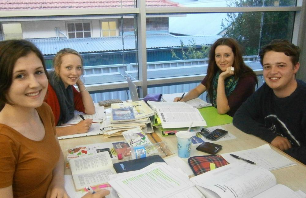 study lock-in