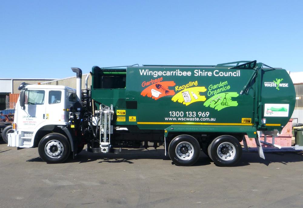 WSC waste