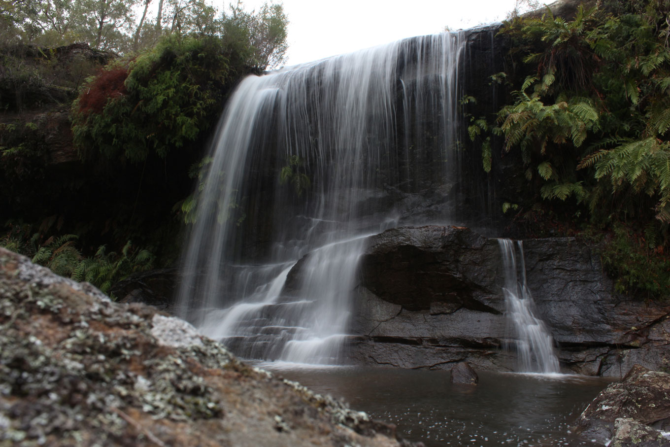 'Colo Vale Waterfall' © Bodhi Todd