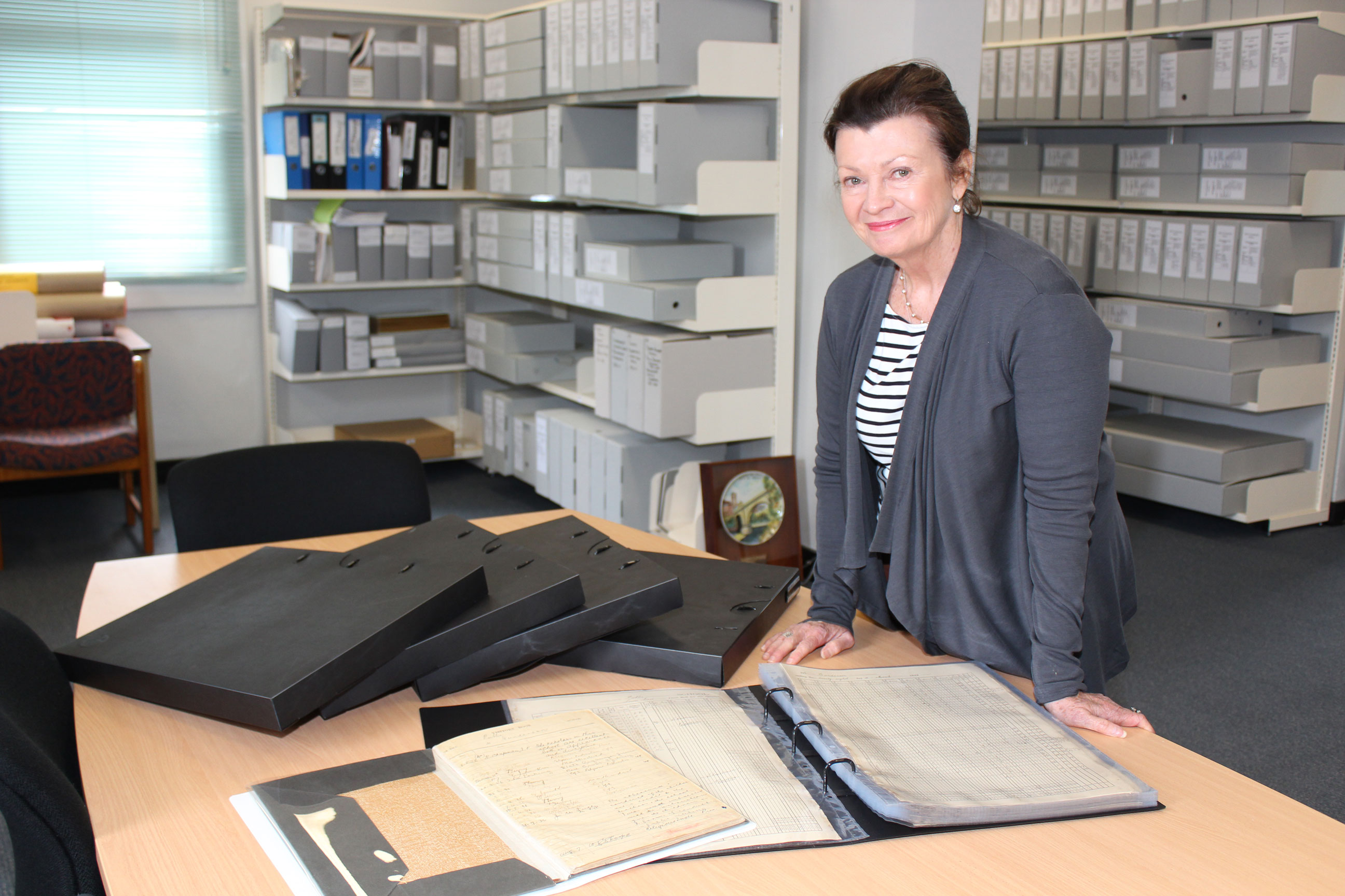 Archives Collection at Bowral Library