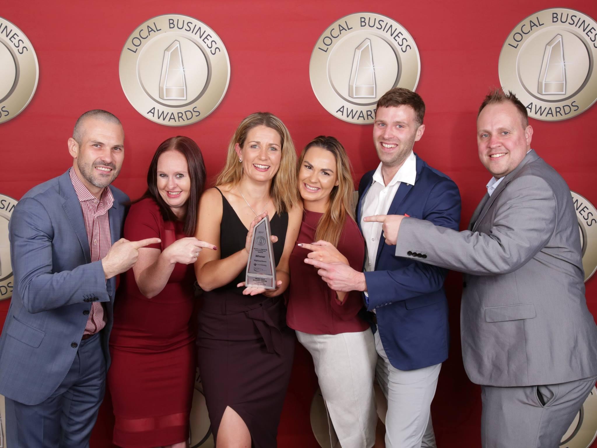 MVAC wins local business award