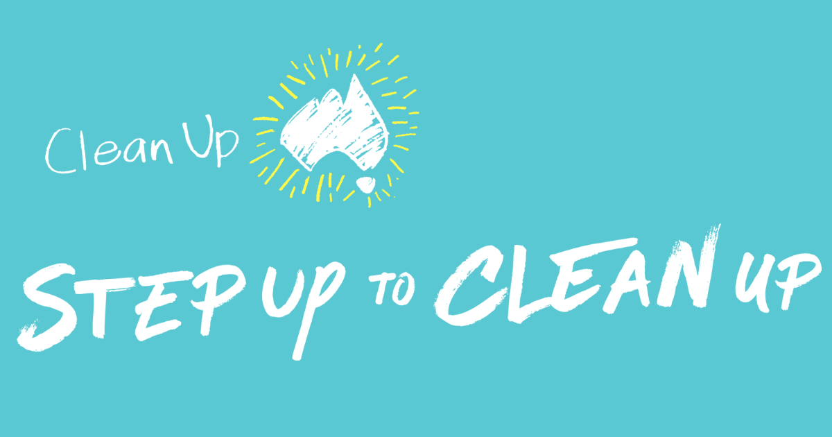 Clean Up Australia Day 2020 banner image