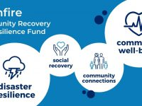 Bushfire Community Recovery and Resilience Fund banner